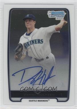 2012 Bowman - Chrome Prospects Certified Autographs - [Autographed] #BCP87 - Danny Hultzen