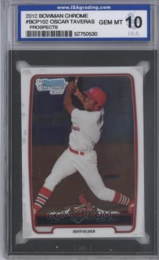 2012 Bowman - Chrome Prospects #BCP102 - Oscar Taveras [ENCASED]