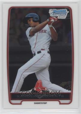 2012 Bowman - Chrome Prospects #BCP105 - Xander Bogaerts