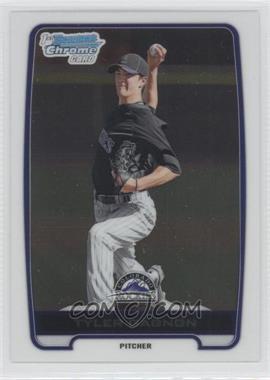 2012 Bowman - Chrome Prospects #BCP13 - Tyler Gagnon