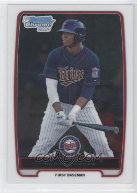 2012 Bowman - Chrome Prospects #BCP150 - Kenny Vargas
