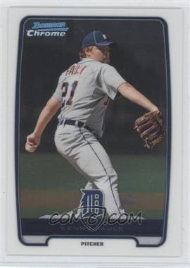 2012 Bowman - Chrome Prospects #BCP205.2 - Kenny Faulk
