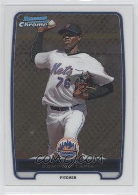 2012 Bowman - Chrome Prospects #BCP211.2 - Domingo Tapia
