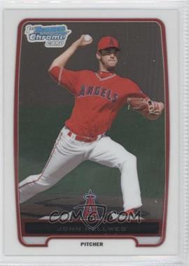 2012 Bowman - Chrome Prospects #BCP218 - John Hellweg