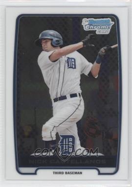 2012 Bowman - Chrome Prospects #BCP78 - Nick Castellanos