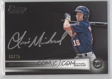 2012 Bowman - Multi-Product Insert Bowman Black Collection - [Autographed] #BBC-LM - Levi Michael /25