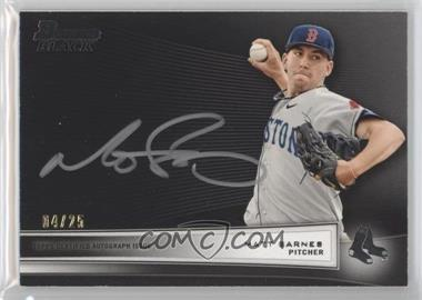 2012 Bowman - Multi-Product Insert Bowman Black Collection - [Autographed] #BBC-MB - Matt Barnes /25