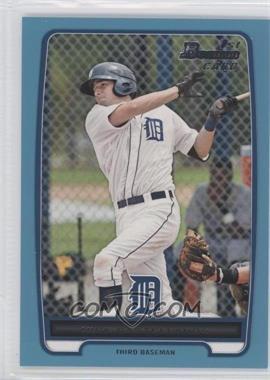 2012 Bowman - Prospects - Blue #BP78 - Nick Castellanos /500