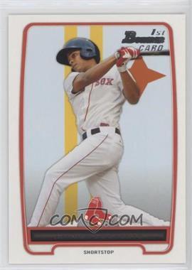 2012 Bowman - Prospects - International #BP105 - Xander Bogaerts