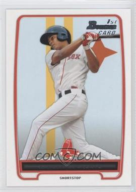 2012 Bowman - Prospects - International #BP105 - Xander Bogaerts