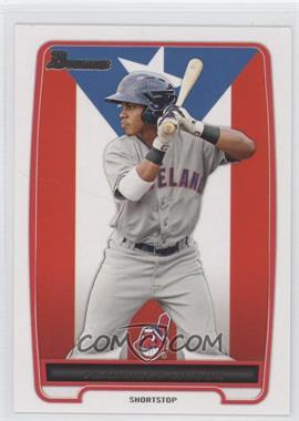 2012 Bowman - Prospects - International #BP3 - Francisco Lindor