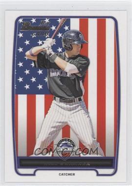 2012 Bowman - Prospects - International #BP73 - Will Swanner