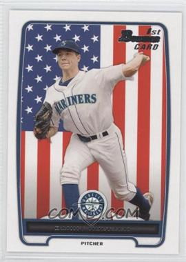 2012 Bowman - Prospects - International #BP87 - Danny Hultzen