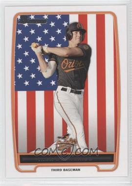 2012 Bowman - Prospects - International #BP92 - Nick Delmonico