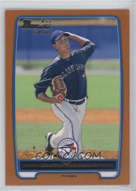 2012 Bowman - Prospects - Orange #BP1 - Justin Nicolino /250