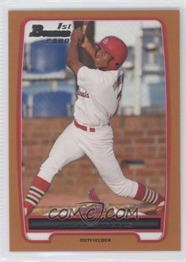 2012 Bowman - Prospects - Orange #BP102 - Oscar Taveras /250