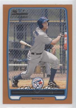 2012 Bowman - Prospects - Orange #BP23 - Jake Marisnick /250