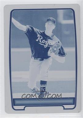 2012 Bowman - Prospects - Printing Plate Cyan #BP96 - Greg Billo /1