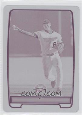2012 Bowman - Prospects - Printing Plate Magenta #BP85 - Levi Michael /1