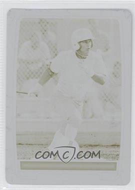 2012 Bowman - Prospects - Printing Plate Yellow #BP104 - Joc Pederson /1
