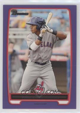 2012 Bowman - Prospects - Retail Purple #BP3 - Francisco Lindor