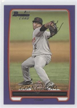 2012 Bowman - Prospects - Retail Purple #BP62 - Dayan Diaz