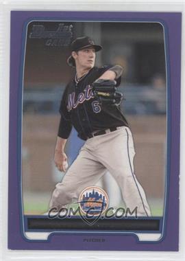 2012 Bowman - Prospects - Retail Purple #BP81 - Taylor Whitenton
