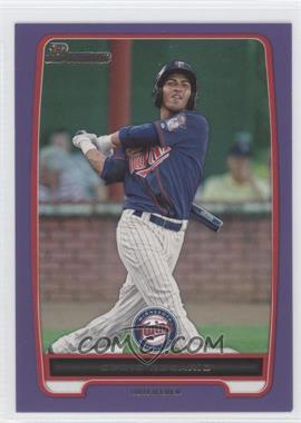 2012 Bowman - Prospects - Retail Purple #BP9 - Eddie Rosario