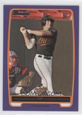 2012 Bowman - Prospects - Retail Purple #BP92 - Nick Delmonico