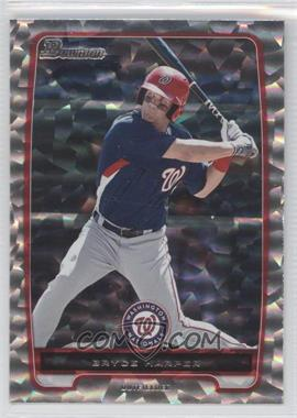 2012 Bowman - Prospects - Silver Ice #BP10 - Bryce Harper