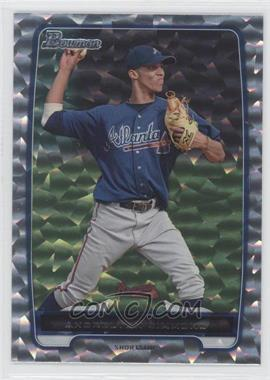 2012 Bowman - Prospects - Silver Ice #BP109 - Andrelton Simmons