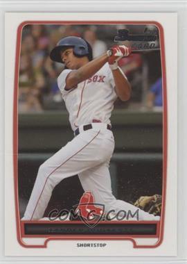 2012 Bowman - Prospects #BP105 - Xander Bogaerts