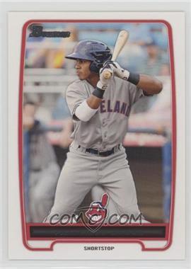 2012 Bowman - Prospects #BP3 - Francisco Lindor