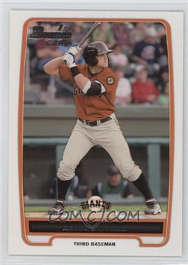 2012 Bowman - Prospects #BP44 - Adam Duvall
