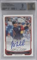 Will Middlebrooks /100 [BGS 9 MINT]
