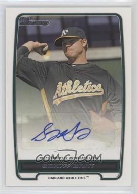 2012 Bowman - Retail Prospect Autographs #BPA-SG - Sonny Gray