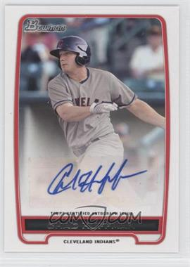 2012 Bowman - Retail Prospect Certified Autographs - [Autographed] #BPA-CH - Chad Huffman