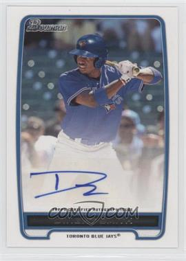 2012 Bowman - Retail Prospect Certified Autographs - [Autographed] #BPA-DS - Dwight Smith
