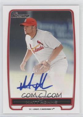 2012 Bowman - Retail Prospect Certified Autographs - [Autographed] #BPA-MA - Matt Adams