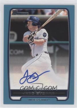 2012 Bowman - Retail Prospect Certified Autographs - Blue [Autographed] #BPA-JG - Jedd Gyorko /500
