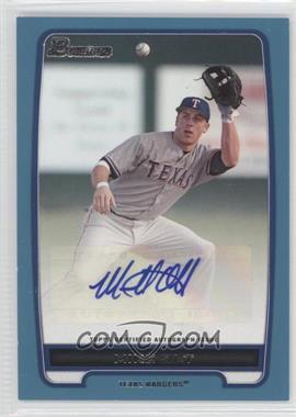 2012 Bowman - Retail Prospect Certified Autographs - Blue [Autographed] #BPA-MO - Mike Olt /500