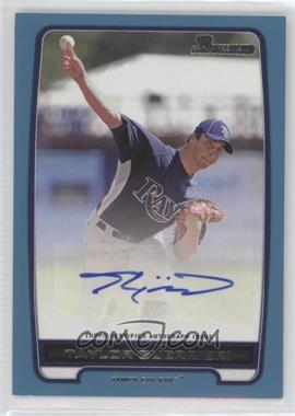 2012 Bowman - Retail Prospect Certified Autographs - Blue [Autographed] #BPA-TG - Taylor Guerrieri /500