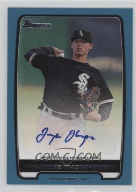 2012 Bowman - Retail Prospect Certified Autographs - Blue [Autographed] #BPA-TT - Trayce Thompson /500