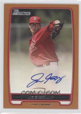 2012 Bowman - Retail Prospect Certified Autographs - Orange [Autographed] #BPA-JK - Joe Kelly /250