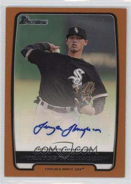 2012 Bowman - Retail Prospect Certified Autographs - Orange [Autographed] #BPA-TT - Trayce Thompson /250