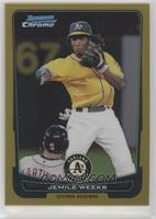 Jemile Weeks [Noted] #/50