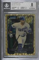 Billy Butler /1 [BGS 8 NM‑MT]