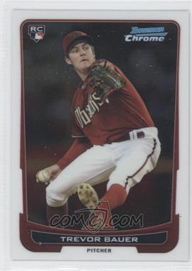 2012 Bowman Chrome - [Base] #173 - Trevor Bauer