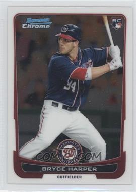 2012 Bowman Chrome - [Base] #214 - Bryce Harper