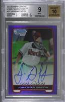 Jonathan Griffin [BGS 9 MINT] #/10